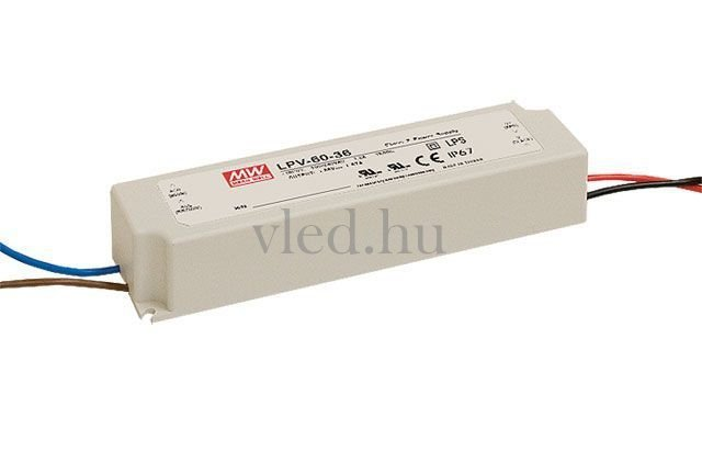 Mean Well LPV-60-12 60W/12V/0-5A