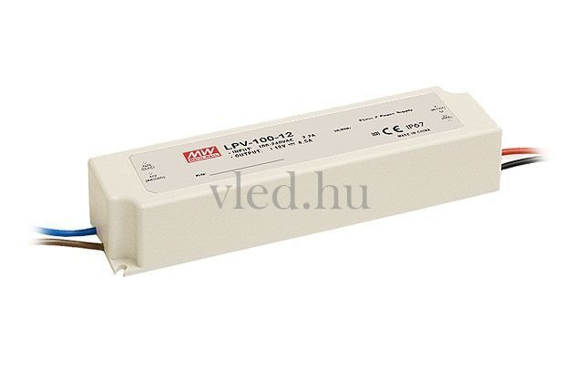 Mean Well LPV-100-12 100W/12V/0-8,5A