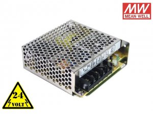 24V Mean Well LRS-35-24 35W/24V/0-1,5A