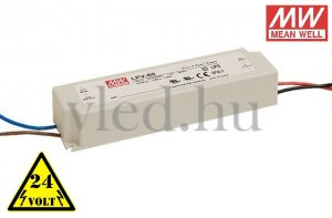 Mean Well LPV-60-24 60W/24V/0-2,5A