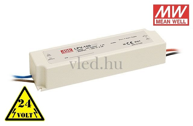 Mean Well LPV-100-24 100W/24V/0-4,5A