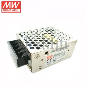 Mean Well RS-15-12 15W/12V/0-1,3A