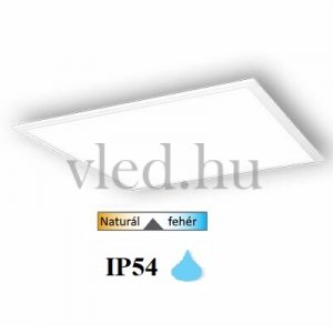 Tungsram Edgelit Premium Led Panel, 60x60, 30W, 4000K, IP54 (93104960)